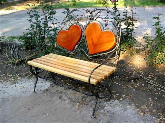 идея для скамейки