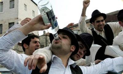 Иудейский праздник 23 февраля - 8 марта