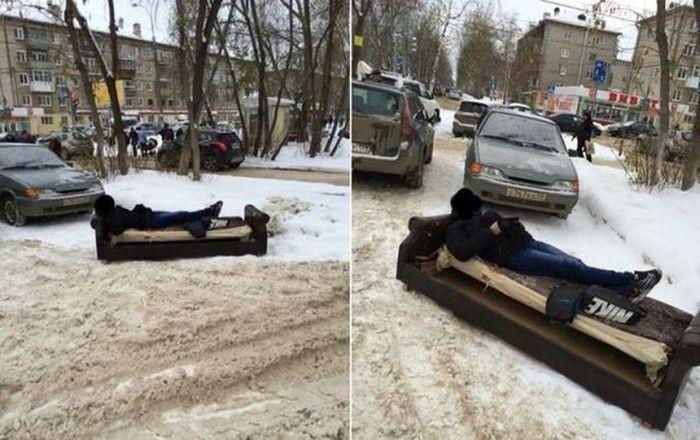 обычаи России