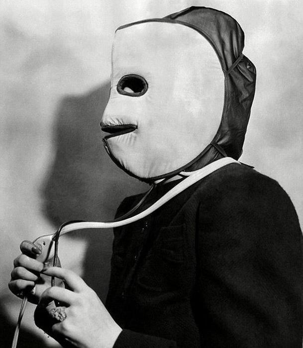 Согревающая маска для лица