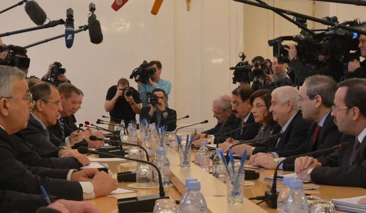 Как пройдет второй этап конференции «Женева-2»?