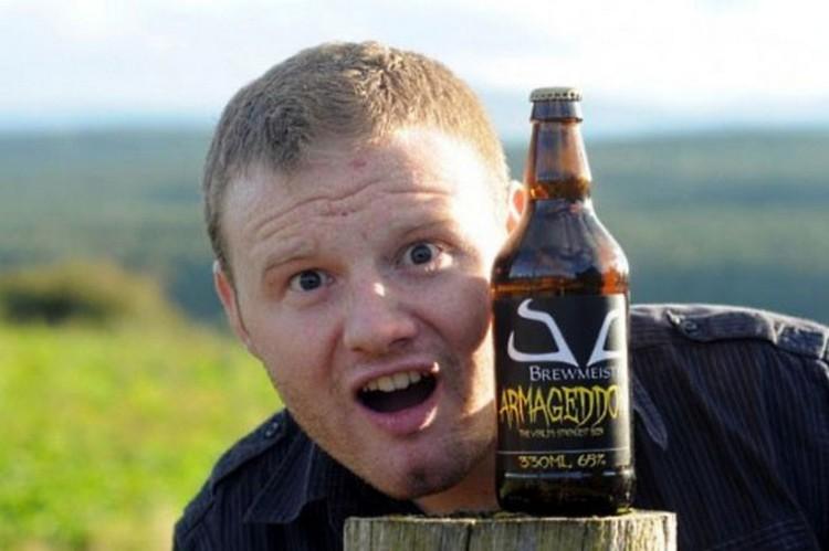 «Армагеддон» — самое крепкое в мире пиво