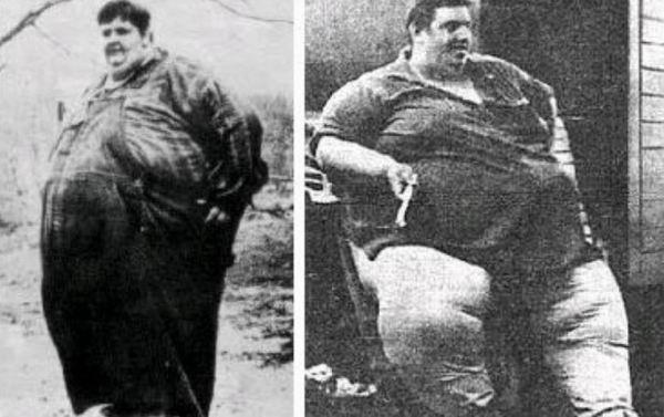 самые тяжелые люди