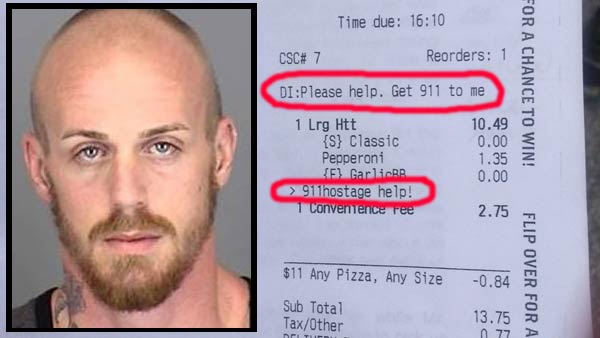 Как заложников спасло приложение Pizza Hut