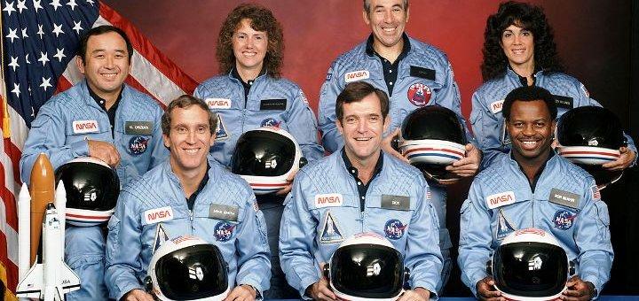 Выжившие в катастрофе шаттла «Челленджер»1986