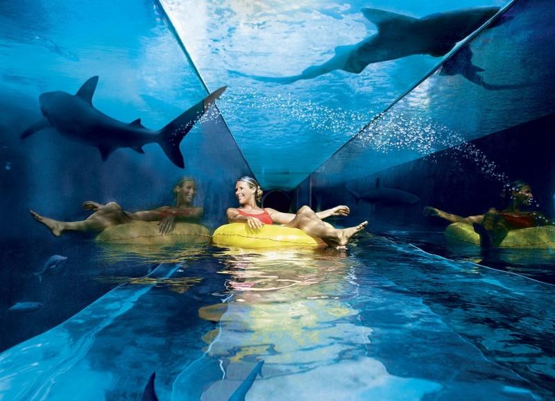 15 лучших аквапарков в мире10