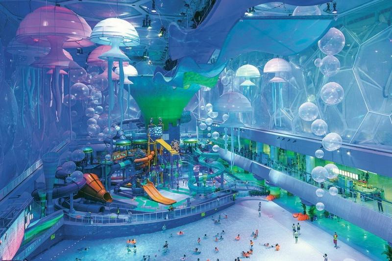 15 лучших аквапарков в мире15