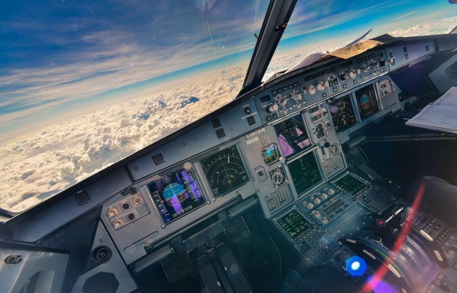 Boeing пропавший над Индийским океаном