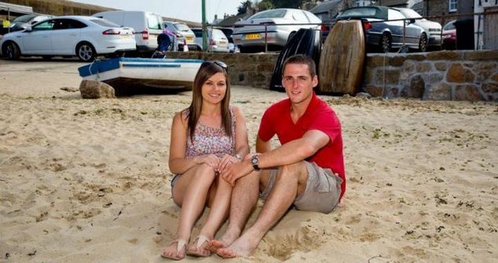 Молодожёны обнаружили фото, на котором они вместе за 11 лет до знакомства