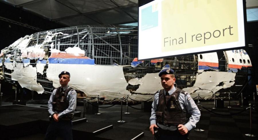 Неожиданный поворот в расследовании крушения MH17