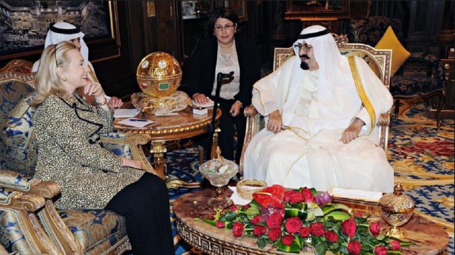 Тайный договор Саудовской Аравии и США