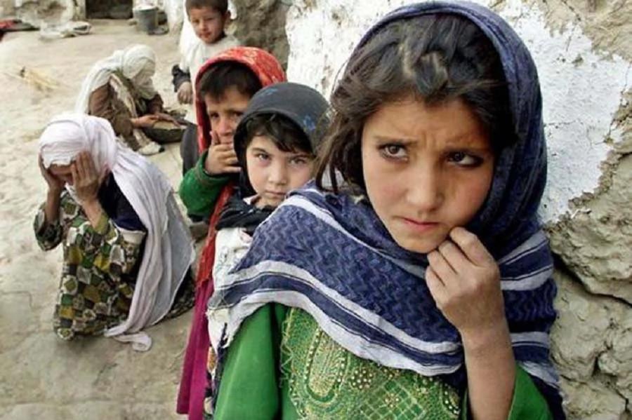 Куда пропадают дети беженцев