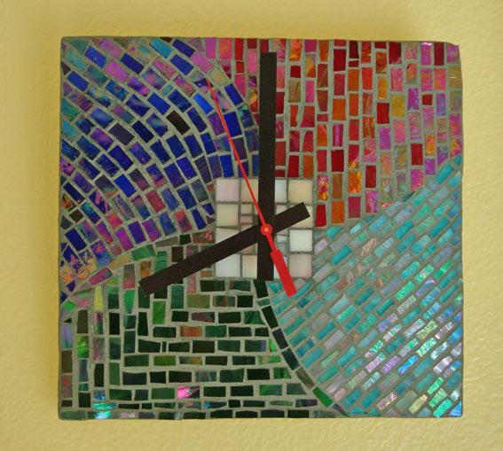 Мозаика в интерьере своими руками фото