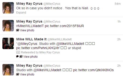 Miley Twitahhh