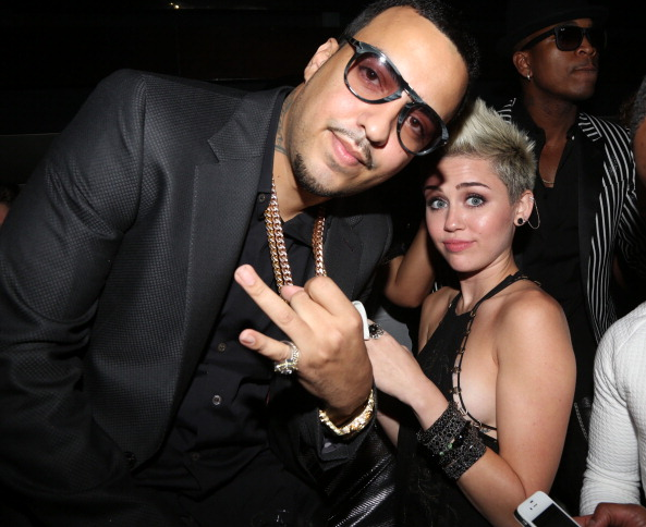 French-Montana-and-Miley-Cyrus-at-Ne-Yos-Midnight-Brunch