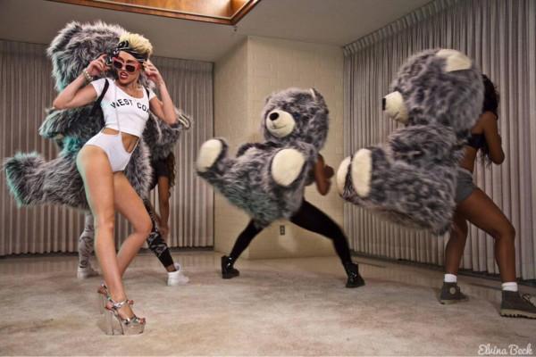 Music Video Still
