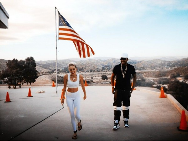 Miley and Mike Will 2