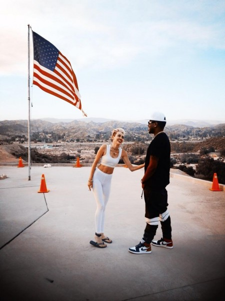 Miley and Mike Will