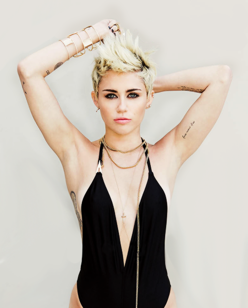 AD Cover Picture - Miley Cyrus