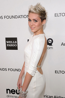 Miley After 2b