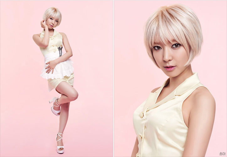 Aoa short hair picture post omona they didn 39 t endless for Living together in empty room ep 10