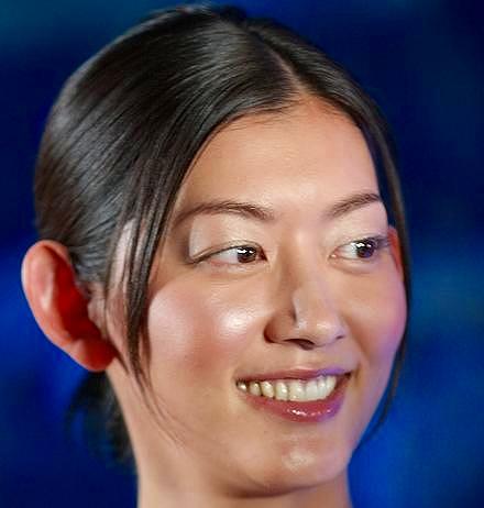 佐藤藍子のアップ画像