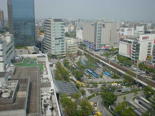 Kawasaki_Station