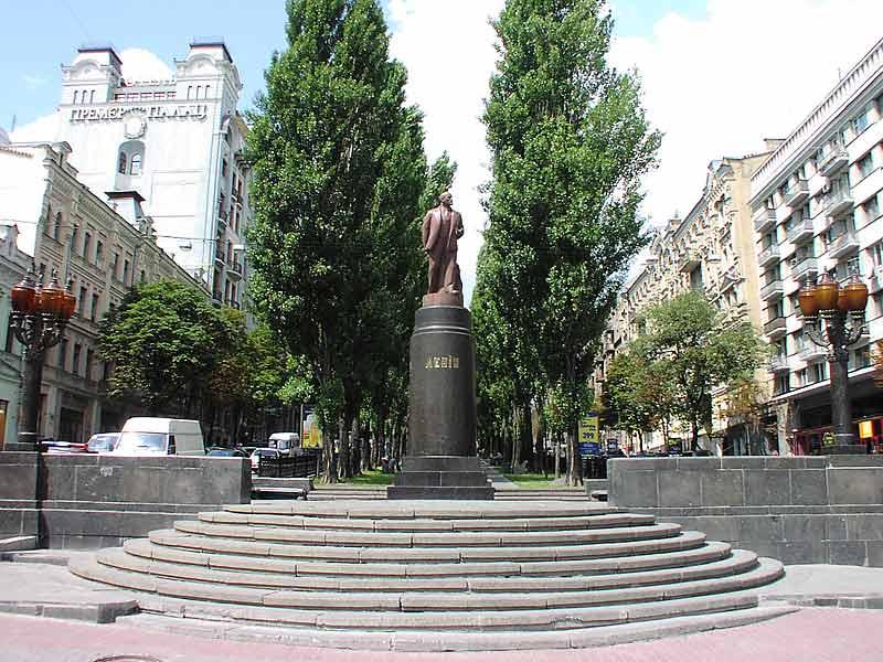Lenin на Бессарабке