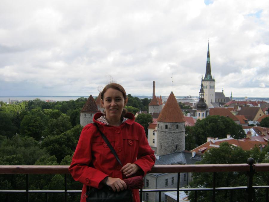 я в Таллине