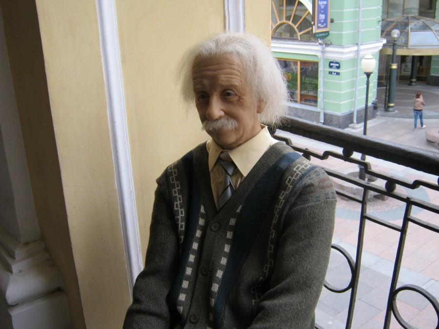Эйнштейн