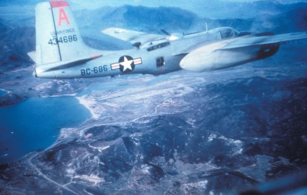 B-26C-Korea-1951