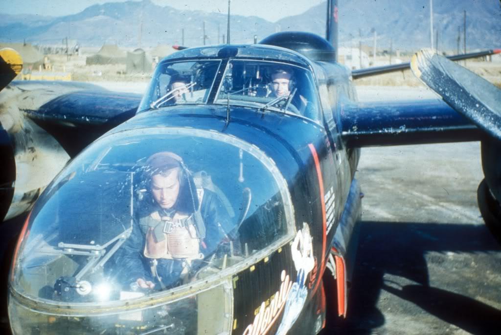 B-26C-Korea