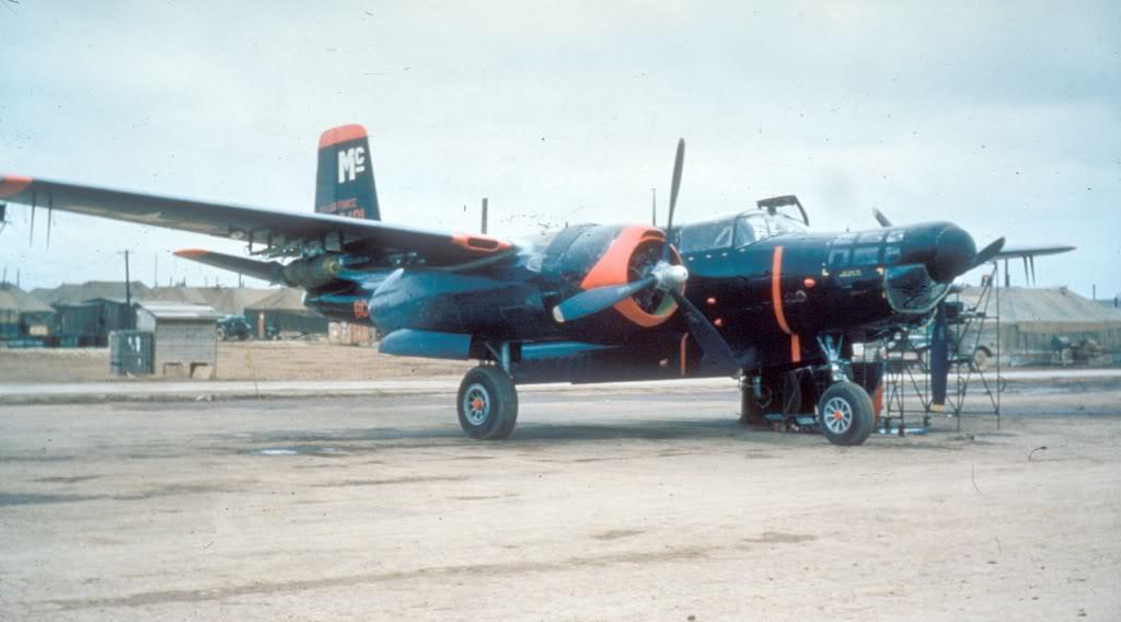 B-26C-Korea-Infrared-detector-Korea-1