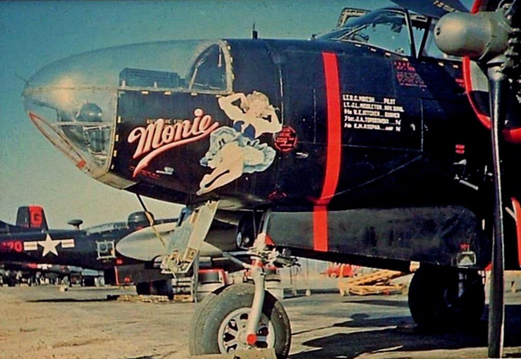 B-26-Invader-Monie-Korea