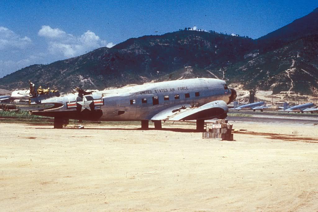 C-47-salvage-Korea