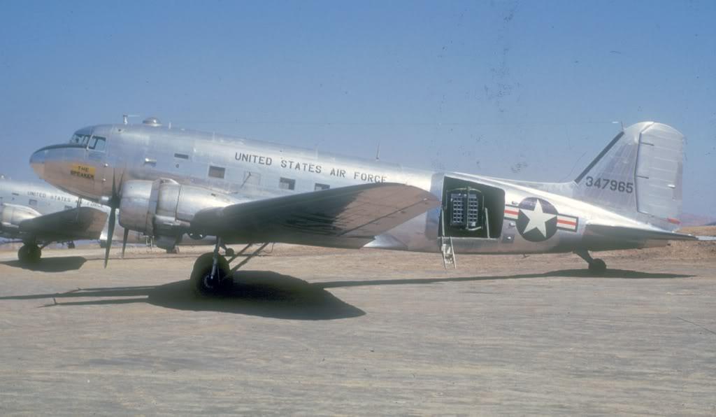 C-47-The-Speaker-Korea
