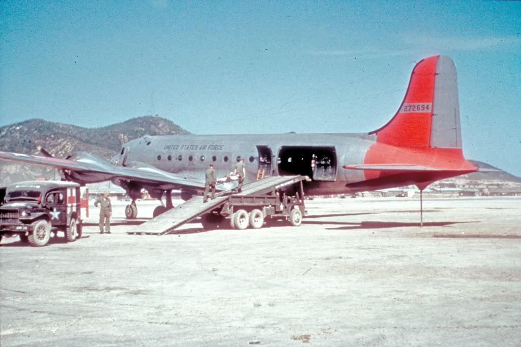 C-54-Taegu-1951