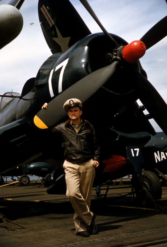 CorsairsofVF-114ExecutionersUSSPhilippineSea1950