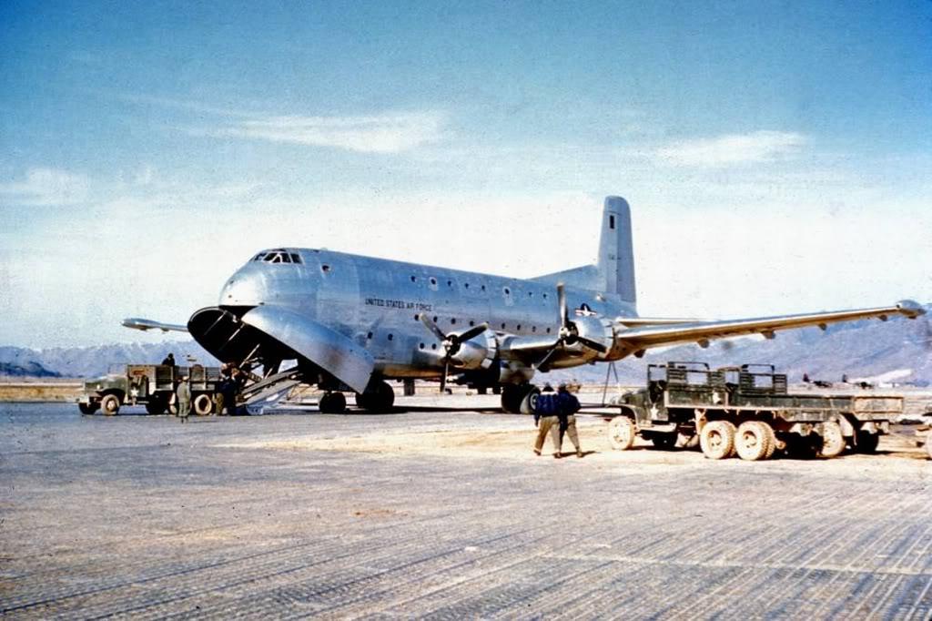 Douglas-C-124A-GlobemasterII-Korean-War