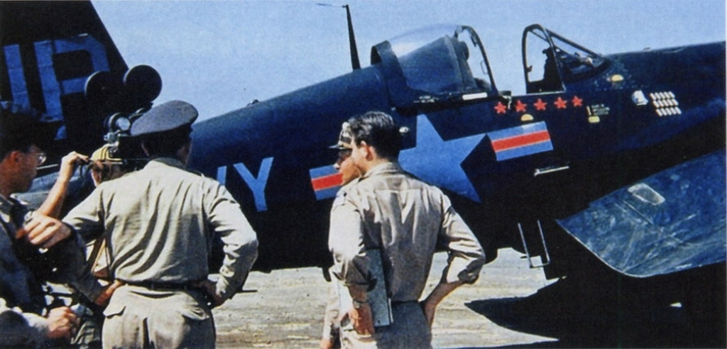F4U-5NCorsair-VC-3-Pilot-Lt-Guy-Bordelon