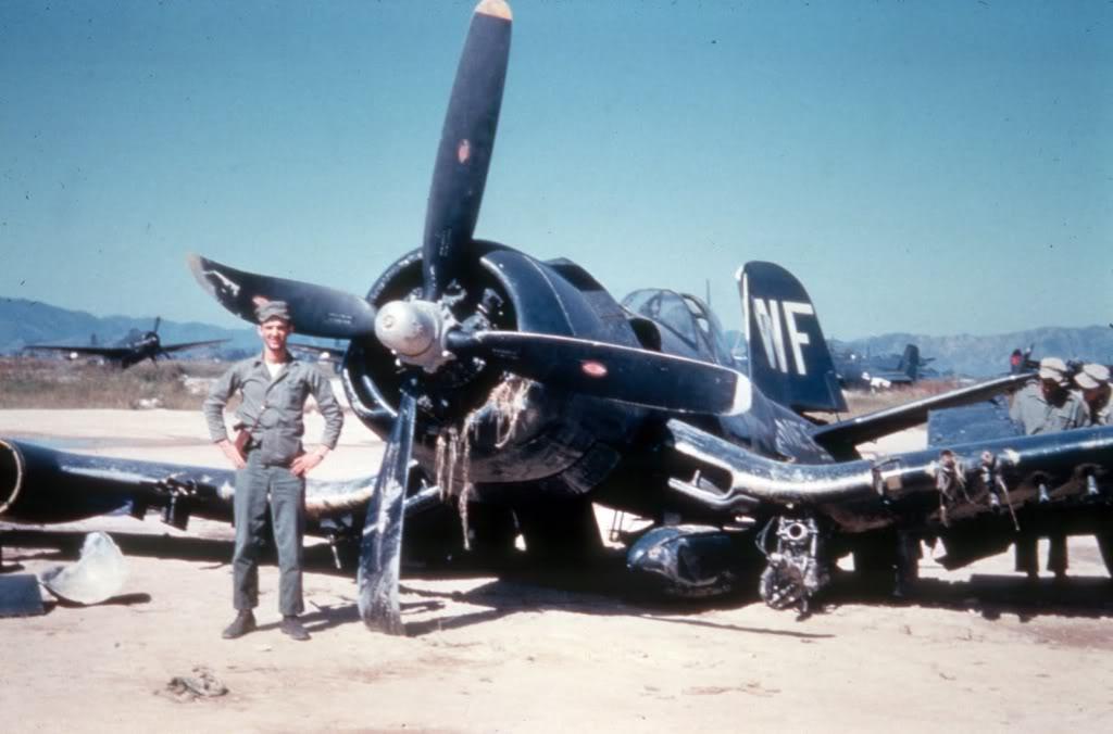 F4U-5N-VMFN-513-Korea