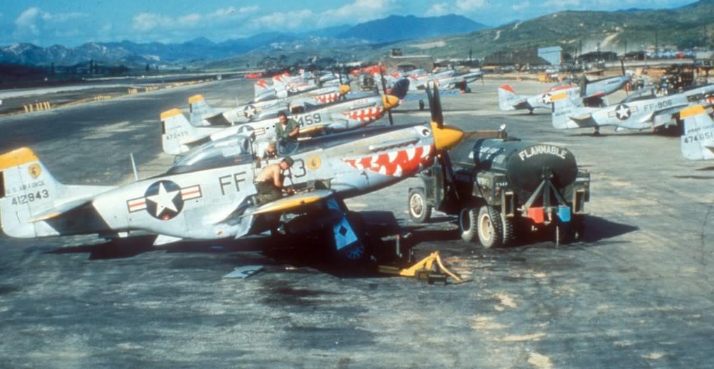 F-51D-Korea