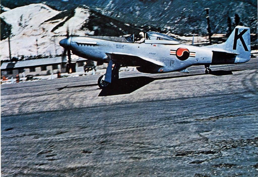 F-51DMustang-Korea