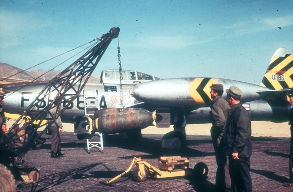 F-84-Korea