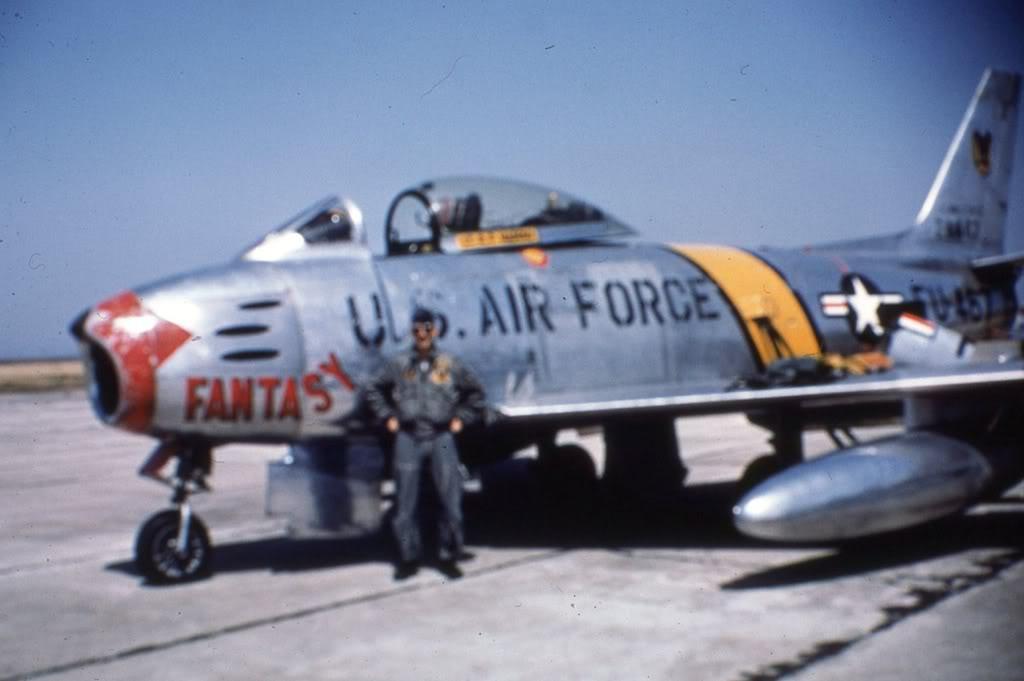 F-86A-7thFS-Korea