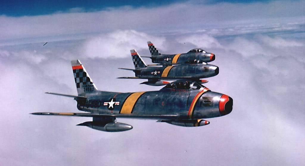 F-86A-51st-FIW-ColBenjaminODavisJr-1