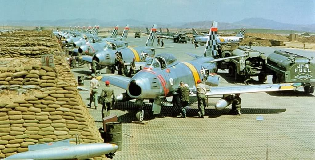 F-86A-51stFIW-Suwon
