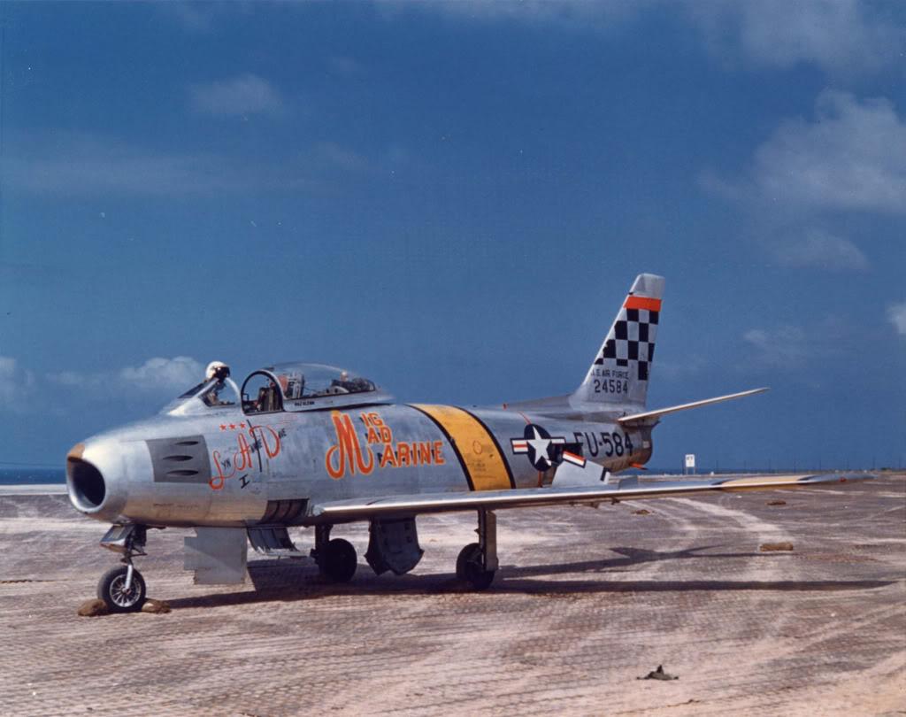 F-86D-John-Glenn
