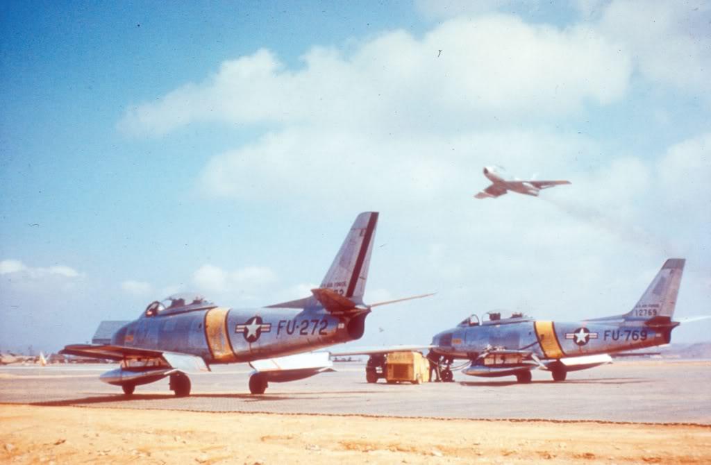 F-86E-Korea