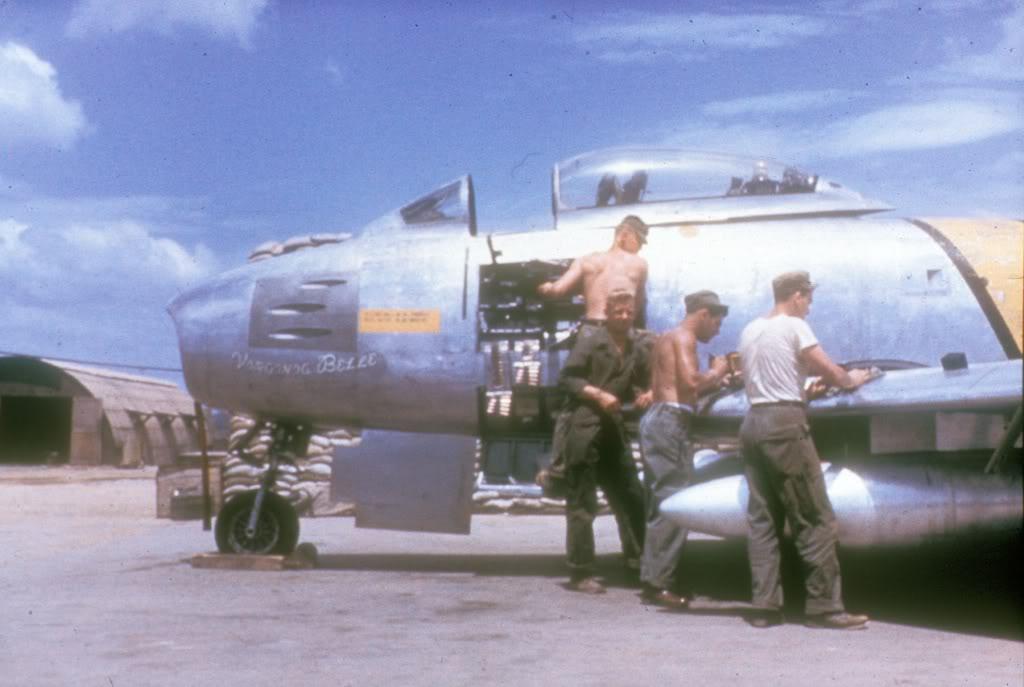 F-86-Korea